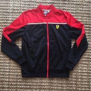 Puma Zip-up Sweater